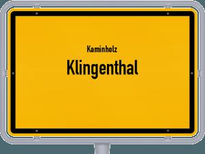 Kaminholz & Brennholz-Angebote in Klingenthal