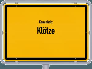 Kaminholz & Brennholz-Angebote in Klötze