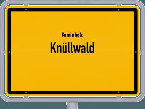 Kaminholz & Brennholz-Angebote in Knüllwald