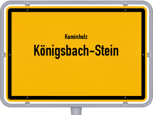 Kaminholz & Brennholz-Angebote in Königsbach-Stein
