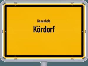 Kaminholz & Brennholz-Angebote in Kördorf