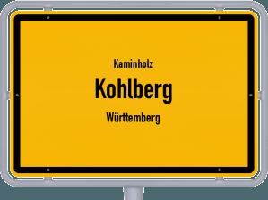 Kaminholz & Brennholz-Angebote in Kohlberg (Württemberg)