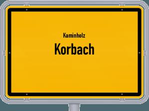 Kaminholz & Brennholz-Angebote in Korbach