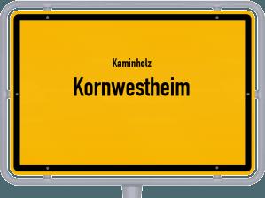 Kaminholz & Brennholz-Angebote in Kornwestheim