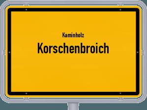 Kaminholz & Brennholz-Angebote in Korschenbroich