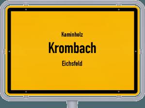 Kaminholz & Brennholz-Angebote in Krombach (Eichsfeld)