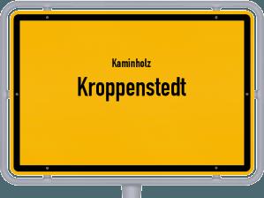 Kaminholz & Brennholz-Angebote in Kroppenstedt