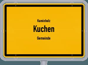 Kaminholz & Brennholz-Angebote in Kuchen (Gemeinde)