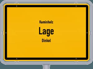 Kaminholz & Brennholz-Angebote in Lage (Dinkel)