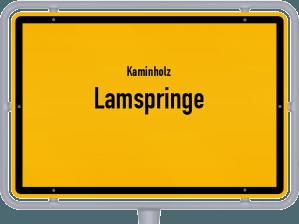 Kaminholz & Brennholz-Angebote in Lamspringe