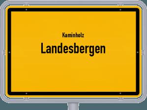 Kaminholz & Brennholz-Angebote in Landesbergen