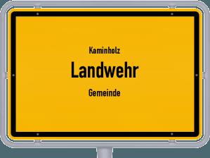 Kaminholz & Brennholz-Angebote in Landwehr (Gemeinde)