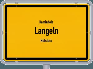 Kaminholz & Brennholz-Angebote in Langeln (Holstein)