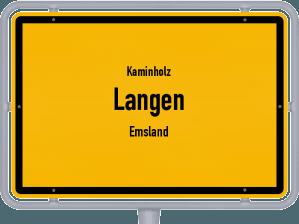 Kaminholz & Brennholz-Angebote in Langen (Emsland)