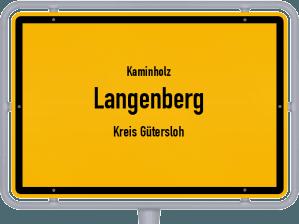 Kaminholz & Brennholz-Angebote in Langenberg (Kreis Gütersloh)