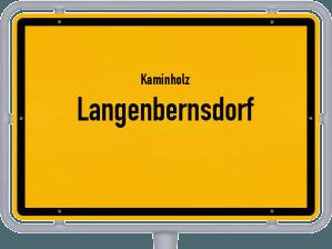 Kaminholz & Brennholz-Angebote in Langenbernsdorf