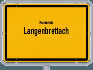 Kaminholz & Brennholz-Angebote in Langenbrettach