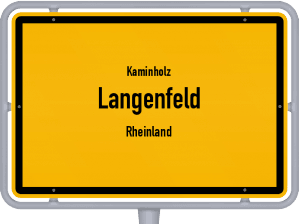 Kaminholz & Brennholz-Angebote in Langenfeld (Rheinland)