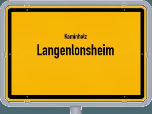 Kaminholz & Brennholz-Angebote in Langenlonsheim