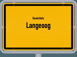Kaminholz & Brennholz-Angebote in Langeoog