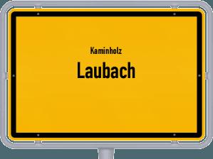 Kaminholz & Brennholz-Angebote in Laubach