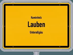 Kaminholz & Brennholz-Angebote in Lauben (Unterallgäu)