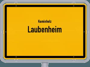 Kaminholz & Brennholz-Angebote in Laubenheim