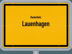 Kaminholz & Brennholz-Angebote in Lauenhagen