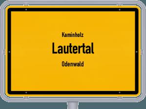 Kaminholz & Brennholz-Angebote in Lautertal (Odenwald)