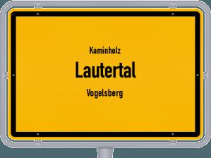 Kaminholz & Brennholz-Angebote in Lautertal (Vogelsberg)