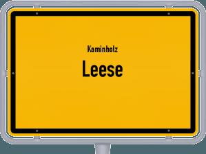 Kaminholz & Brennholz-Angebote in Leese