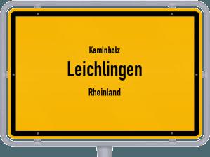 Kaminholz & Brennholz-Angebote in Leichlingen (Rheinland)