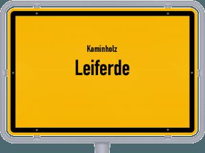 Kaminholz & Brennholz-Angebote in Leiferde