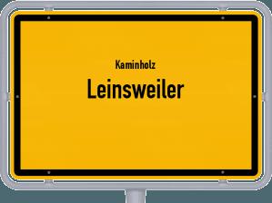 Kaminholz & Brennholz-Angebote in Leinsweiler