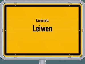 Kaminholz & Brennholz-Angebote in Leiwen