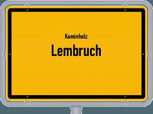 Kaminholz & Brennholz-Angebote in Lembruch