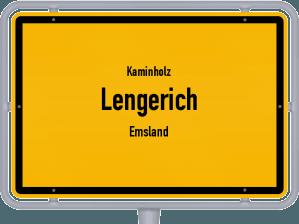 Kaminholz & Brennholz-Angebote in Lengerich (Emsland)