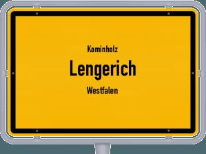 Kaminholz & Brennholz-Angebote in Lengerich (Westfalen)