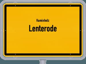 Kaminholz & Brennholz-Angebote in Lenterode