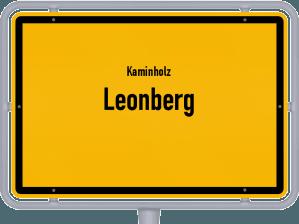 Kaminholz & Brennholz-Angebote in Leonberg