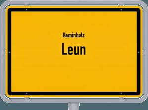 Kaminholz & Brennholz-Angebote in Leun