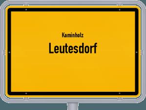 Kaminholz & Brennholz-Angebote in Leutesdorf