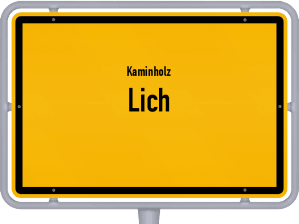 Kaminholz & Brennholz-Angebote in Lich