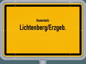 Kaminholz & Brennholz-Angebote in Lichtenberg/Erzgeb.