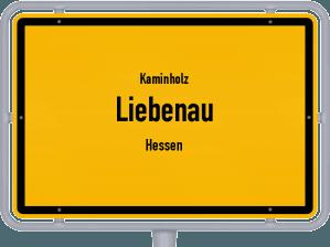 Kaminholz & Brennholz-Angebote in Liebenau (Hessen)