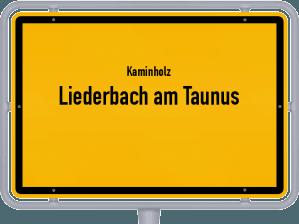 Kaminholz & Brennholz-Angebote in Liederbach am Taunus