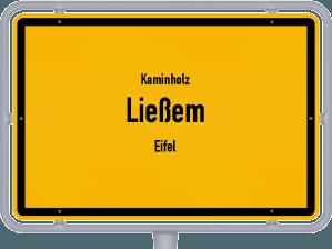 Kaminholz & Brennholz-Angebote in Ließem (Eifel)