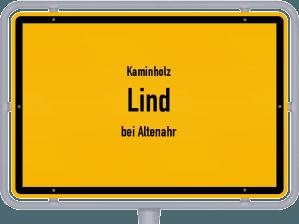 Kaminholz & Brennholz-Angebote in Lind (bei Altenahr)