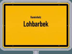 Kaminholz & Brennholz-Angebote in Lohbarbek