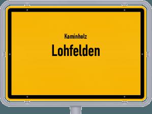 Kaminholz & Brennholz-Angebote in Lohfelden